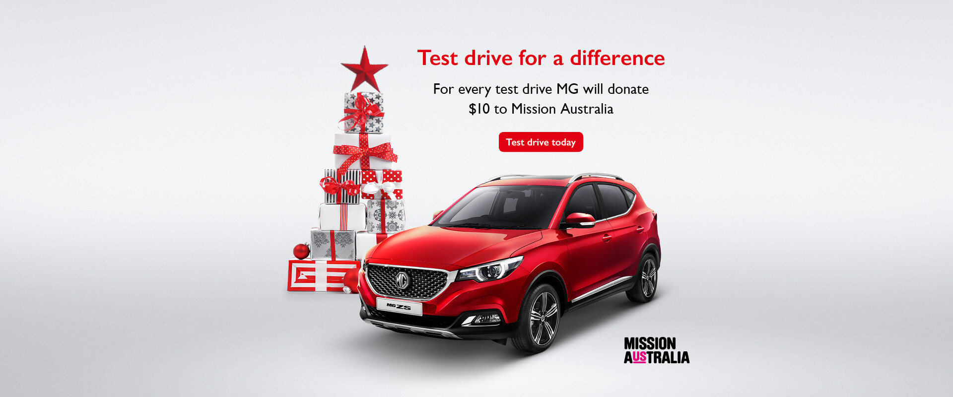 Test Drive for a Difference this December