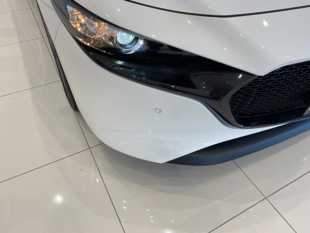 2020 MY19 Mazda 3 BP G25 Evolve Hatch Hatch Mobile Image 8