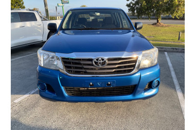 2014 Toyota HiLux GGN15R MY14 SR Utility Image 2