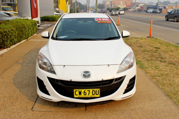 2011 MY10 Mazda Mazda3 BL10F1  Neo Sedan Image 3