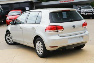 2012 Volkswagen Golf VI MY13 90TSI Trendline Hatchback Image 2
