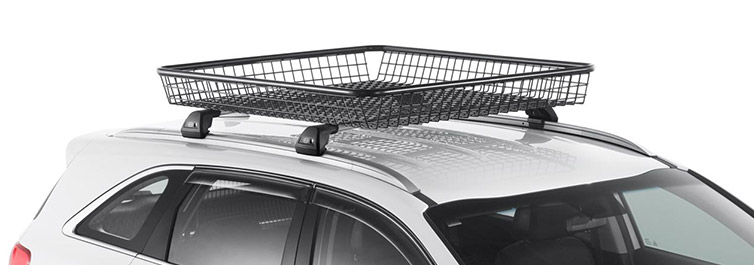 "<img src=""Roof Luggage Carrier"
