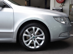 2011 Skoda Superb 3T MY11 Ambition Wagon Image 5