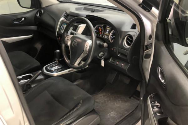2015 Nissan Navara D23 ST Utility Image 4