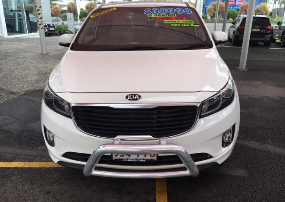 2016 Kia Carnival YP Si Wagon