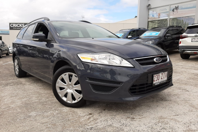 2011 Ford Mondeo MC LX TDCi Wagon