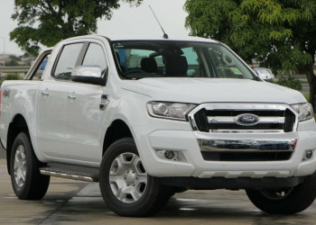 Ford Ranger 4x4 XLT Double Cab Pickup 3.2L PX MkII