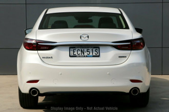 2020 MYil Mazda 6 GL Series Sport Sedan Sedan image 18