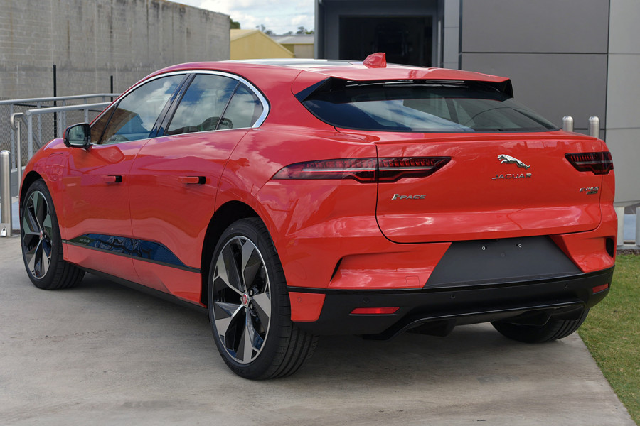 2019 MY20 Jaguar I-PACE X590 HSE Hatchback