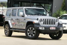 Jeep Wrangler Unlimited Overland JL