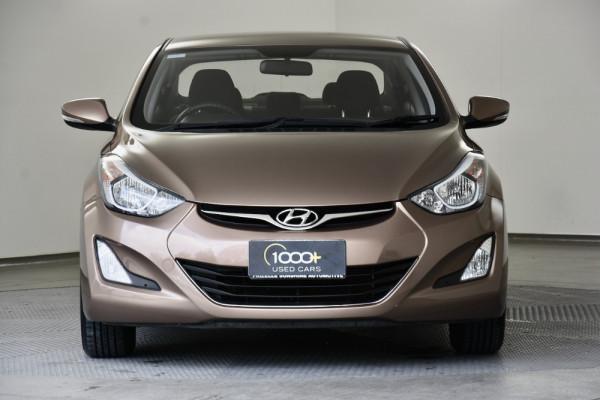 2014 Hyundai Elantra MD3 Active Sedan Image 2