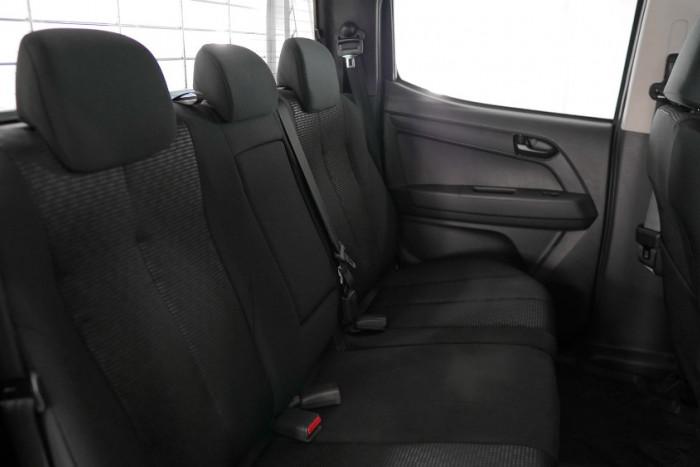 2019 Isuzu UTE D-MAX IO SX Crew Cab Chassis 4x4 Crew cab