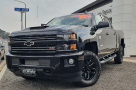 Chevrolet Silverado 2500HD LTZ Midnight Edition C/K25