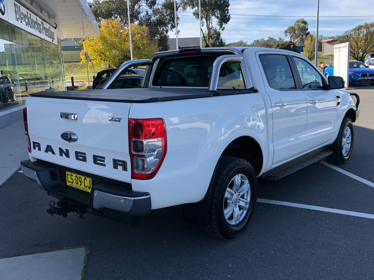 2019 Ford Ranger PX MKIII 2019.00MY XLT Utility Image 5