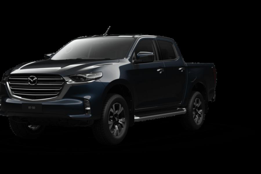 2020 Mazda BT-50 XTR 4x2 Dual Cab Pickup