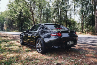 2018 MY19 Mazda MX-5 ND RF GT Convertible Image 2