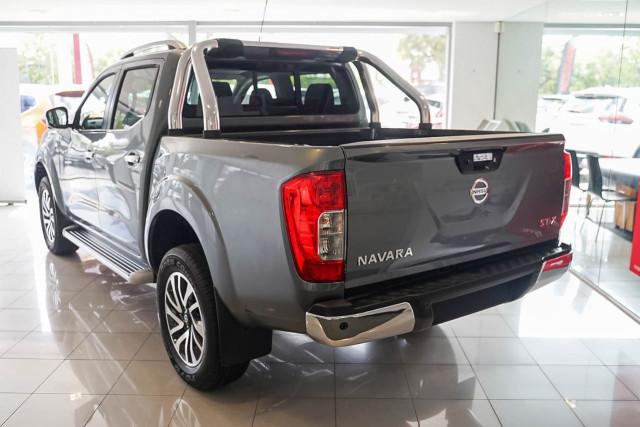 2019 Nissan Navara D23 Series 4 ST-X 4x2 Dual Cab Pickup Utility Image 3