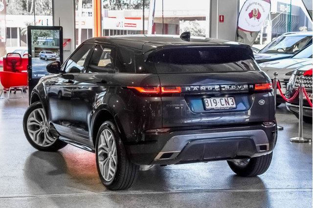 2020 Land Rover Range Rover Evoque L551 MY21 P200 R-Dynamic S Suv