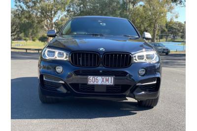 2015 BMW X6 F16 M50d Suv Image 5