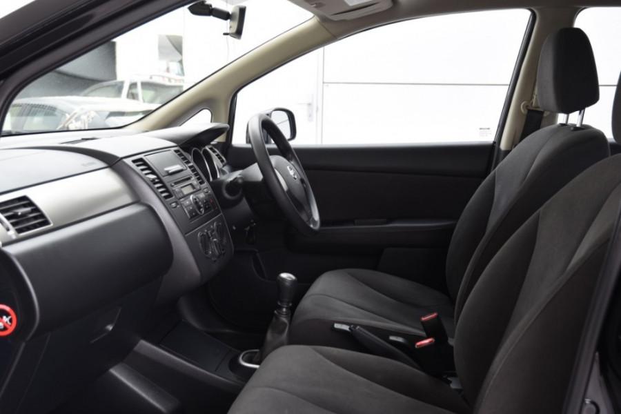 2007 Nissan Tiida C11 MY07 ST-L Hatch Image 6
