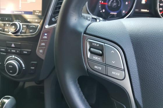2014 MY15 Hyundai Santa Fe DM Elite Wagon