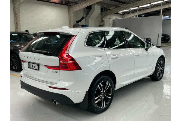 2020 MY21 Volvo XC60 UZ MY21 D4 AWD Momentum Suv Image 4