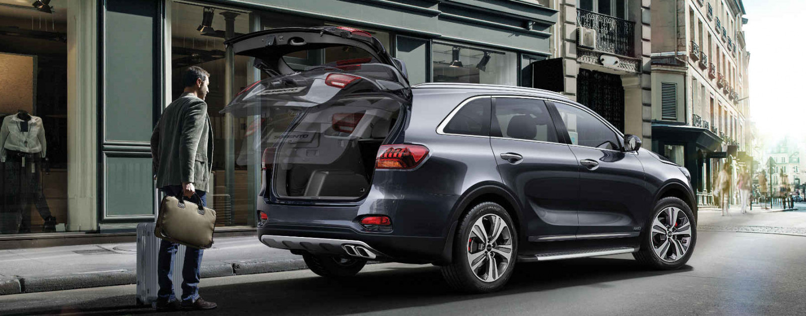 New Kia Sorento For Sale In Wollongong Gateway Accessories Strong From The Inside Out Comes With A Matrix Of Passive And Active Safety Systems All Round Protection Including Extensive Use