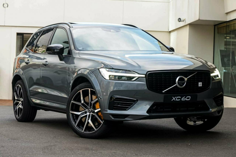 2021 Volvo XC60 UZ MY21 T8 Polestar Suv