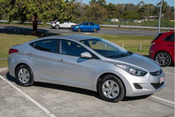 2013 Hyundai Elantra MD3 Active Sedan Image 5