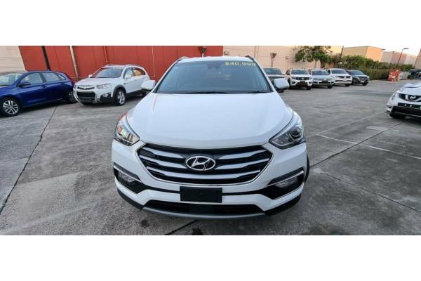2018 Hyundai Santa Fe DM5 MY18 Active (4x4) Suv Image 2
