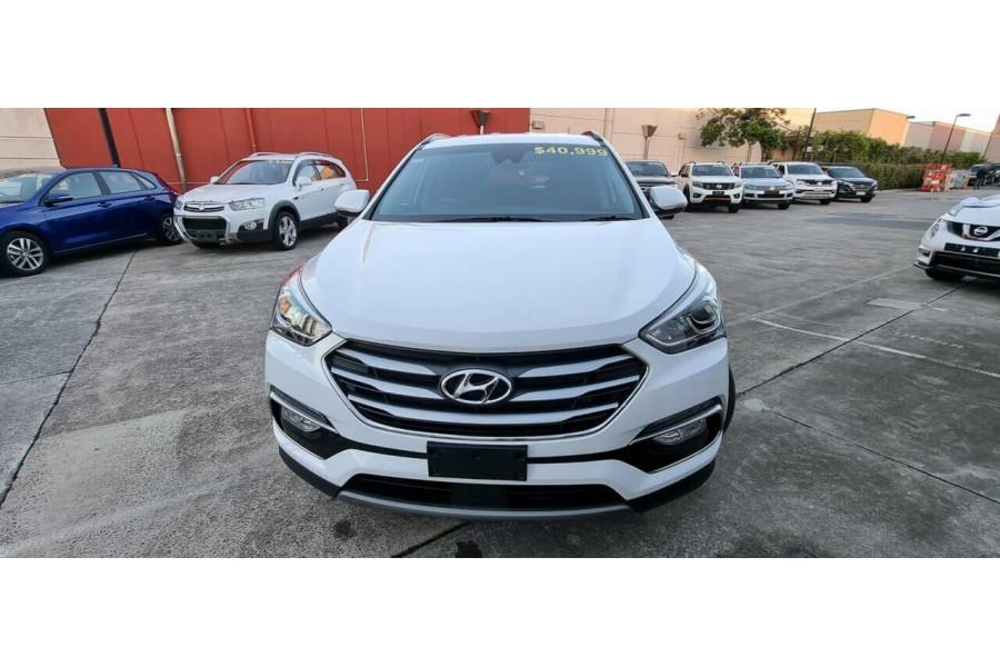 2018 Hyundai Santa Fe DM5 MY18 Active (4x4) Suv