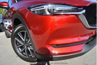 2020 Mazda CX-5 KF Akera Suv Image 2