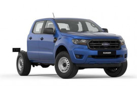 Ford Ranger 4x2 XL Double Cab Chassis Hi-Rider PX MkIII