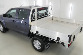 2019 Isuzu UTE D-MAX SX Crew Cab Chassis 4x4 Cab chassis Image 3