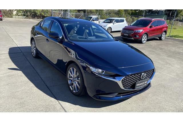 2021 Mazda 3 BP G20 Evolve Sedan