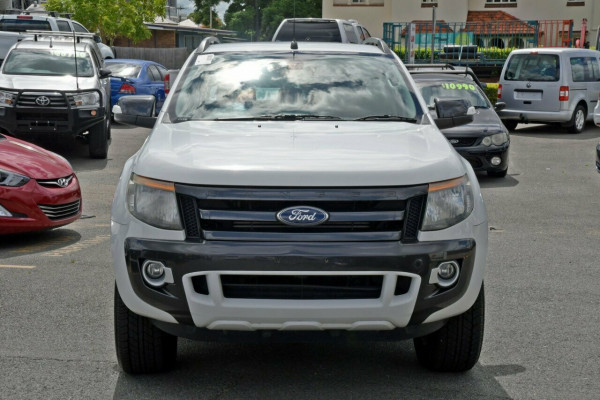2015 Ford Ranger PX Wildtrak Double Cab Utility Image 2