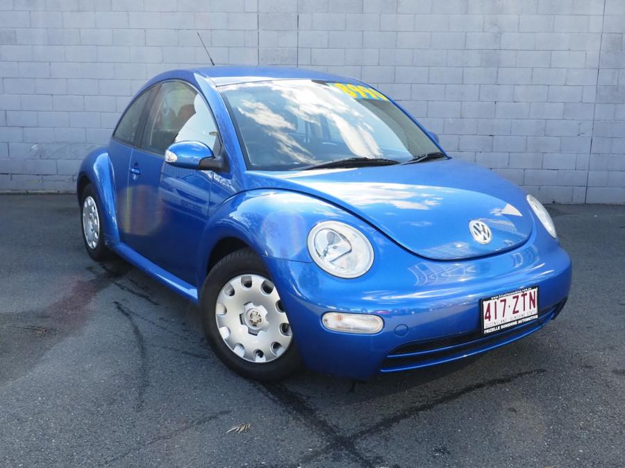 2005 Volkswagen Beetle 9C MY2005 Coupe Image 1