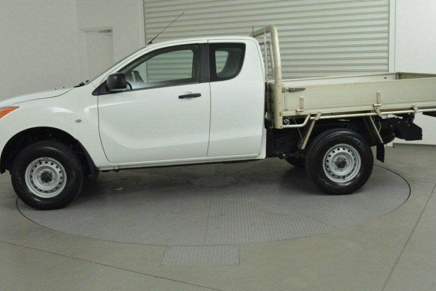 2012 Mazda BT-50 UP0YF1 XT
