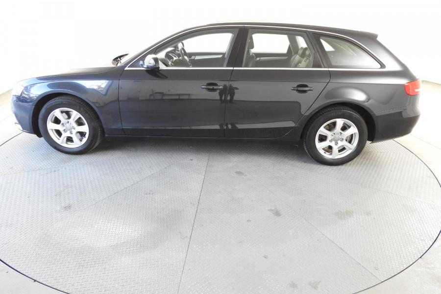 2011 MY12 Audi A4 B8 8K MY12 A Wagon