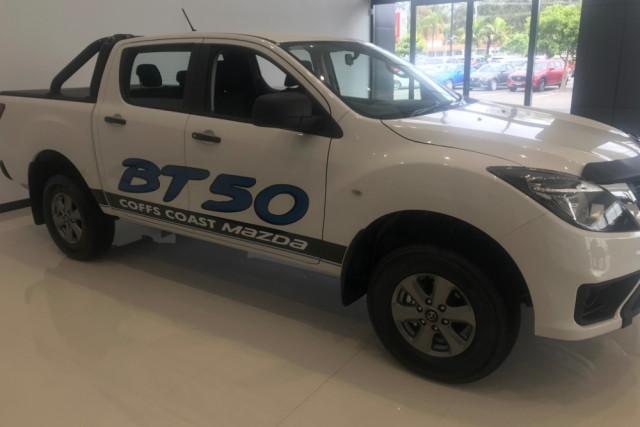 2019 MYch Mazda BT-50 UR 4x4 3.2L Dual Cab Pickup XT Ute Image 5