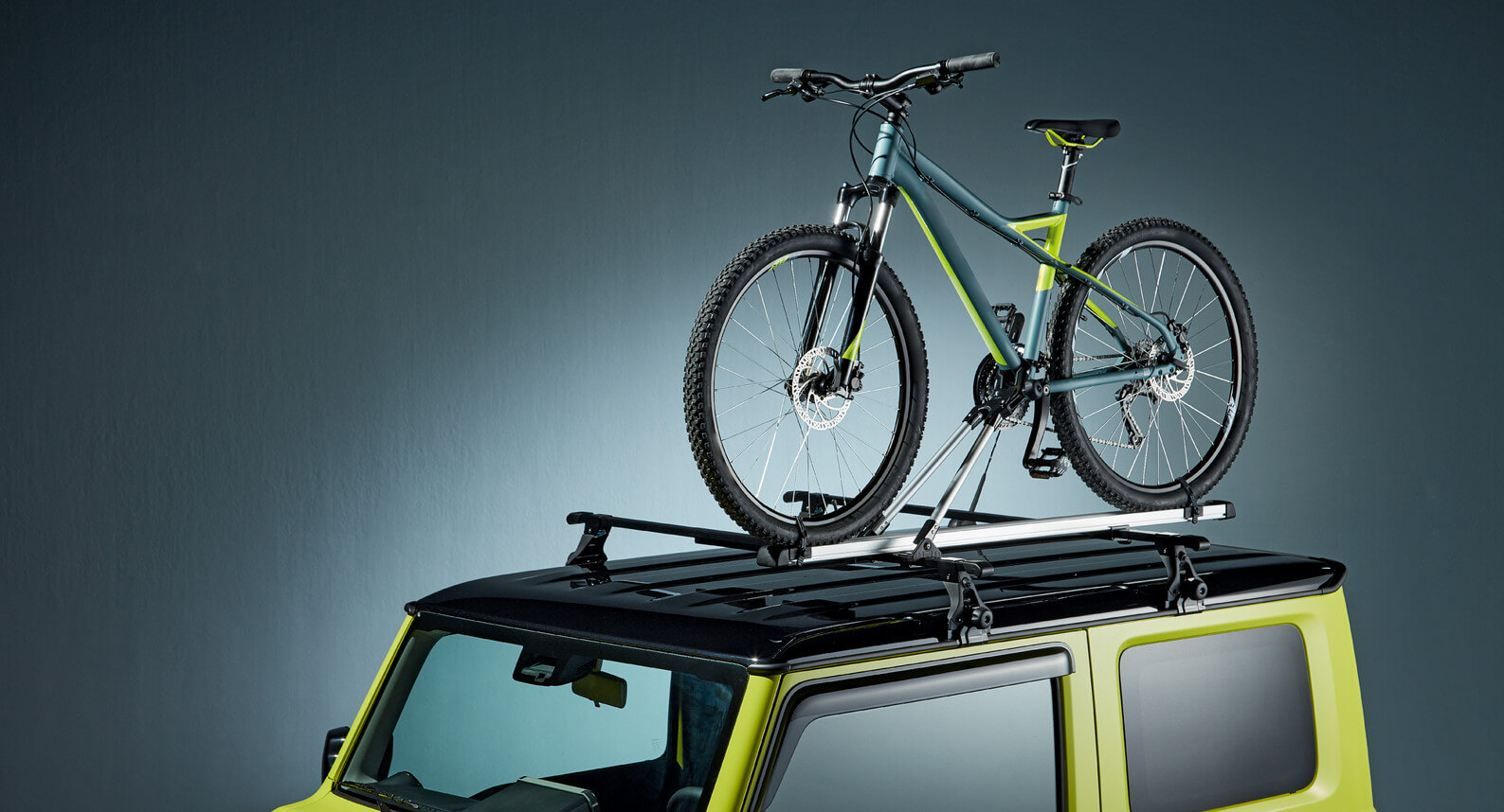 Jimny - Bike Carrier