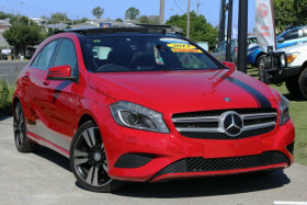 Mercedes-Benz A200 CDI D-CT W176