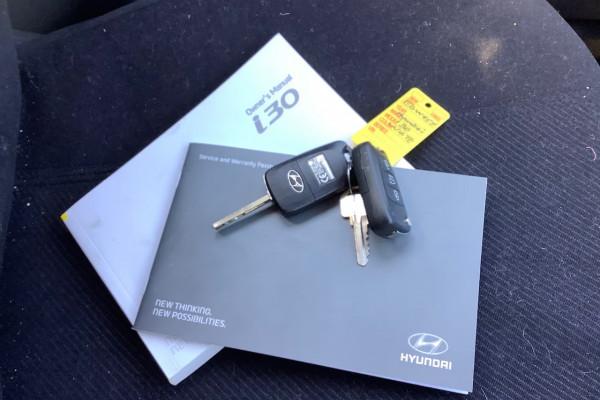 2016 Hyundai I30 GD4 Series II MY17 Active Hatchback