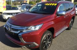2018 Mitsubishi Pajero Sport QE Exceed Awd 7 st wagon Image 3