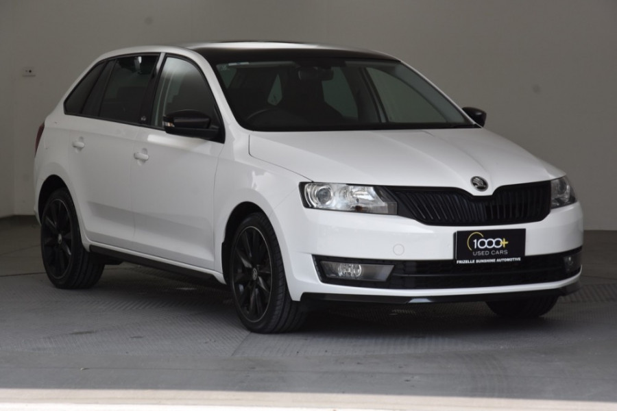 2016 Skoda Rapid NH MY16 Hatchback