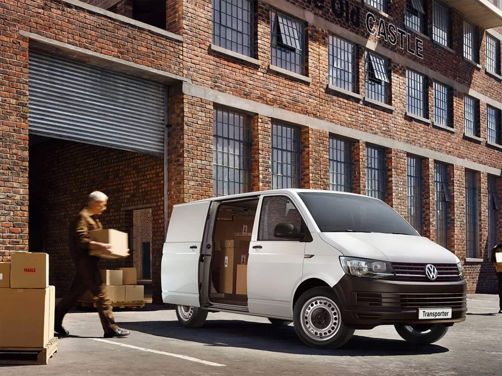 Transporter Van Gallery Image 1