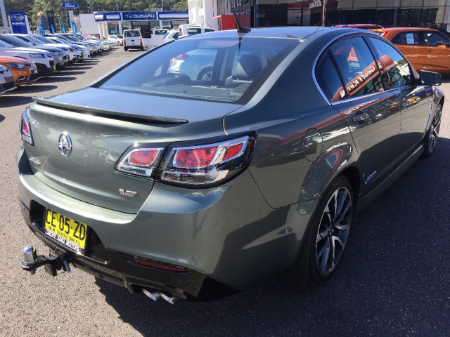 2015 Holden Commodore VF II SS V Sedan