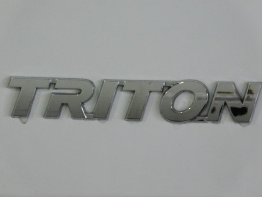 2013 Mitsubishi Mn8h20 MN Turbo GLX Cab chassis