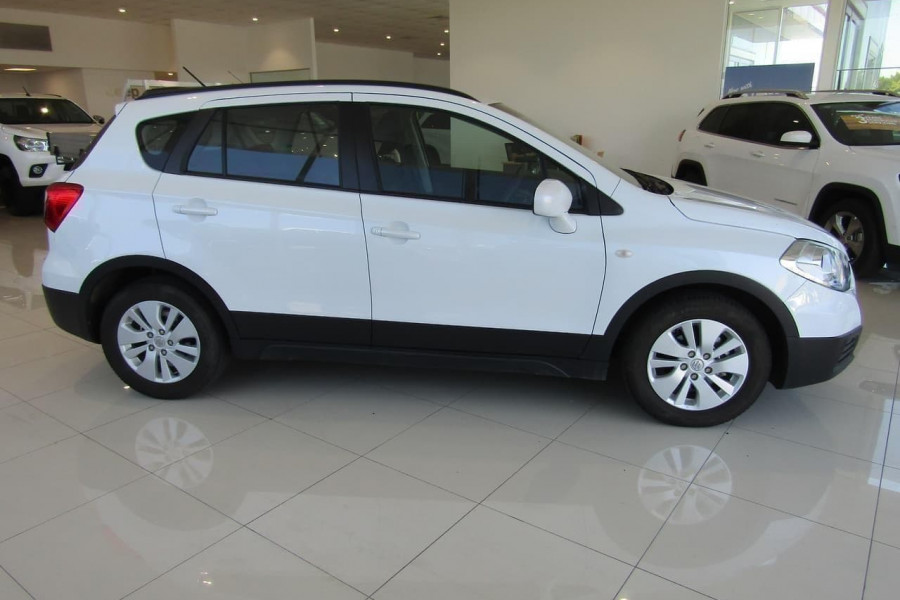 2014 MY13 Suzuki Sx4 GYA MY13 CROSSOVER Hatchback
