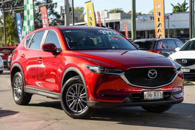 2017 Mazda Cx-5 KF2W7A Maxx Sport Suv